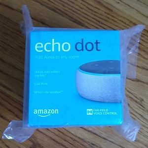 Other - Brand new Amazon Echo Dot, sealed in box!